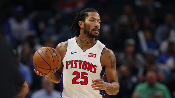 Voci sull'accordo di Derrick Rose: Knicks e Clippers sono interessati ad acquisire l'ex MVP
