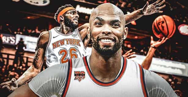 I Knicks firmano nuovamente Taj Gibson e si riuniscono con Thibodeau