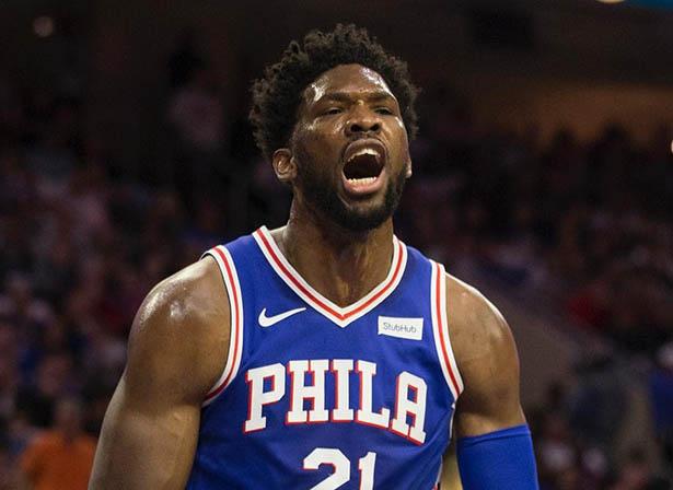 maglie basket Philadelphia 76ers