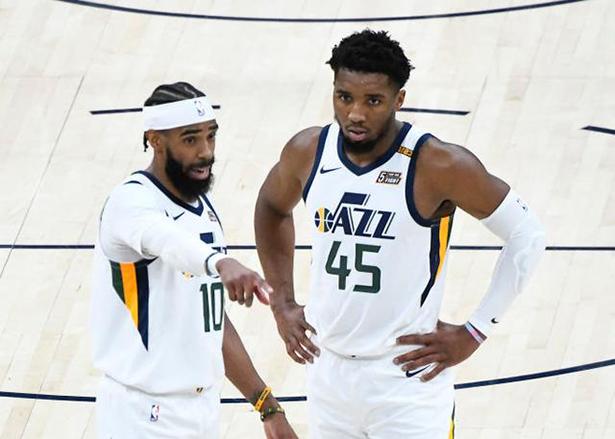 maglie basket Utah Jazz