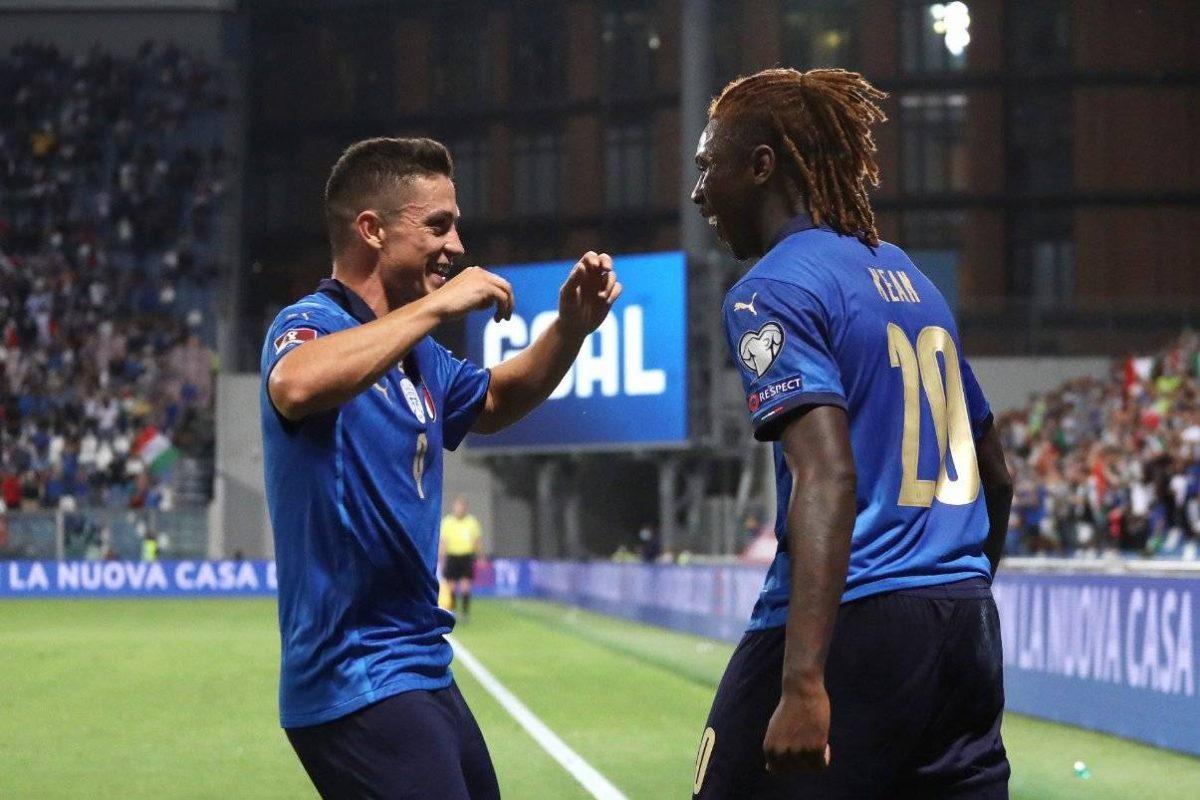 Italia 5-0 Lituania